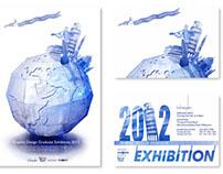Graduate Exhibition – Invitation and Poster