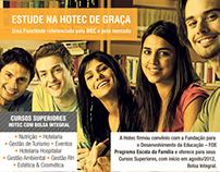 Anúncio Hotec - Diário de São Paulo