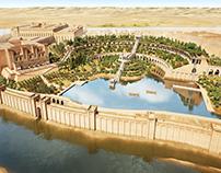 Hanging Gardens of Ninive, 700 BC