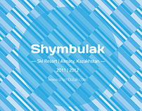 Shymbulak. Art Direction & Design 2011-2012