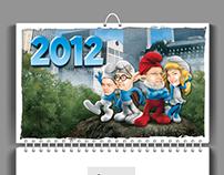 2012 Company Calender