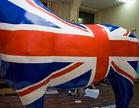 Британский  Конь
