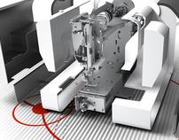 SEWING MACHINE - AISIN