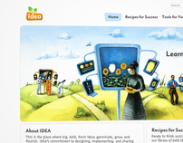 IDEA Web Site