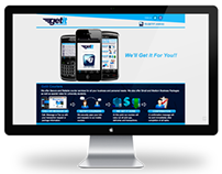 Getit Couriers - Website