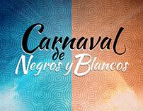 Carnaval de Negros y Blancos - Pasto.