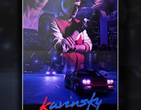 Kavinsky - Movie poster