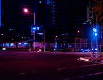 Alabang, Manila Philippines | Night Photography