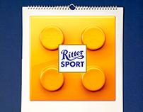 Ritter Sport campaign