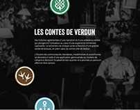 Les contes de Verdun - Application mobile