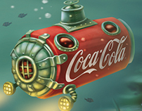 Coca-Cola Wonderful Story