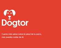 UX/UI Design - Dogtor