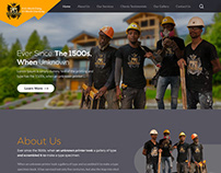 Construction Company Best Responsive Website Design