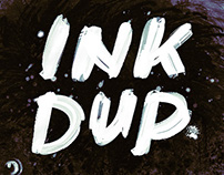 INK DUP: Natural Media Ink Brushes for Procreate.