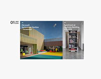 Archdaily - Redesign Study