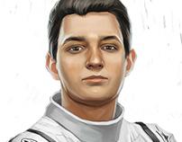 Portrait CG