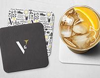 Vim & Victor Branding