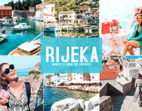 Free Rijeka Mobile & Desktop Lightroom Presets
