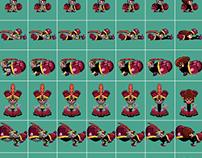 Pixel Art Work