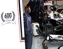 Official Williams F1 Team - 600 Races