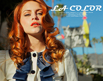 LA COLOR - JUTE MAGAZINE