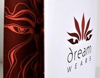 Dream Wears branding