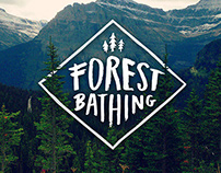 Forest Bathing Branding