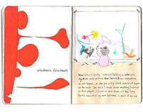 page 30~31 (The Sketchbook Project 2013)
