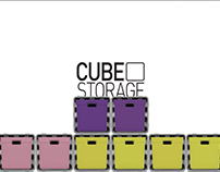 Cube animation