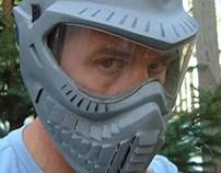 ZAP Paintball Mask