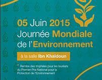 Prix de l'Environnement 2015 l Affichage