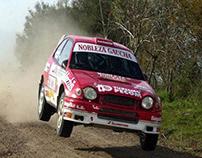 Luis Pérez Companc aplicó toda la potencia del Toyota