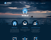 Wiild website redesign