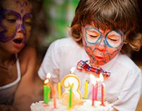 Reportage (Children's birthdays)