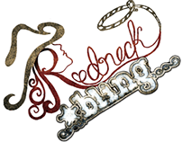 Redneck Bling Logo & Website