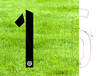 Ekstraklasica official font for Ekstraklasa S.A.