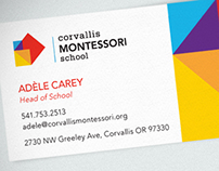 Branding for a Montessori School