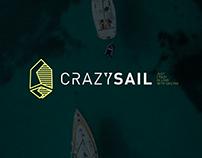 Crazy Sail Branding