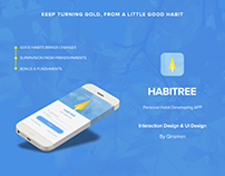 Habitree - Habit Developing APP