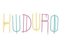 Sound Of Kuduro - Spotify Wireframe
