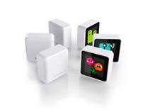 Sifteo cubes - NewDeal Design