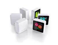 Sifteo cubes - NewDeal Design