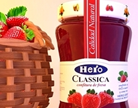 Hero Strawberry Classic