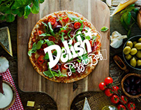 Social Media Marketing for Delish Pizza Bar