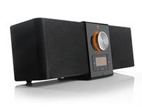 Logitech Pure-Fi Express - NewDeal Design