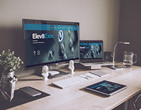 UI/UX and Website Developer | Elev8Exec