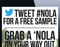 'NOLA Signage