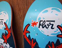 *Flvr Skateboards