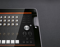 Ableton Live Controller for IPad
