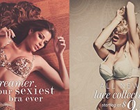 Lingerie Shop Promo ads